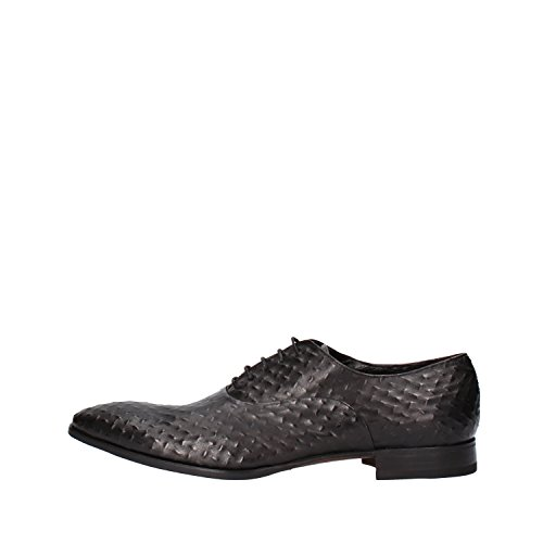 7f011a1a40b6 CALPIERRE Oxford-shoes   Elegant Man 12 US   45 EU Black Leather AG697  delicate