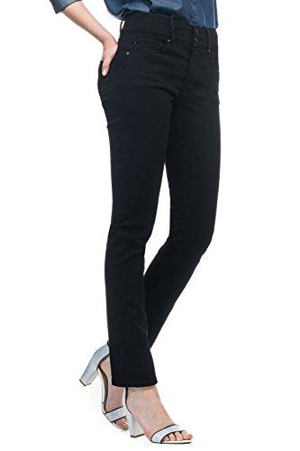 Secret Push In True Jeans Salsa Negro Black 6x4nPwztq1