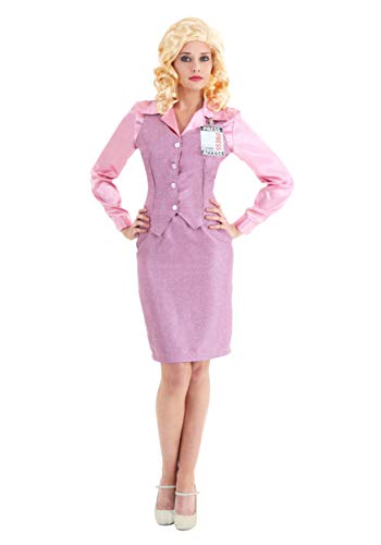 Ron Burgundy And Veronica Costumes - Fun Costumes Veronica Corningstone Costume Medium