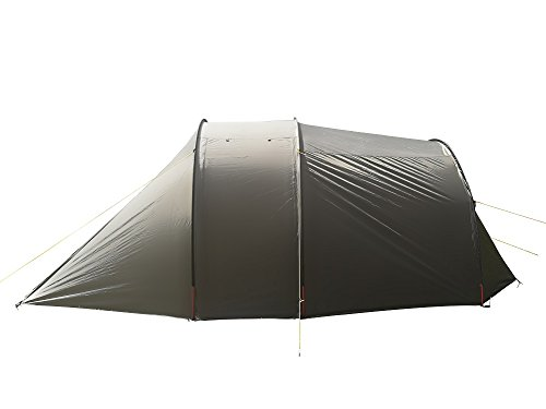 3 Season Waterproof Motorcycle Tent for Storage with Extra Sleeping Space for 2 Person - 4 Entrance and Large Garage Area