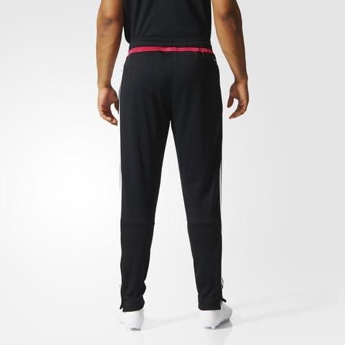 adidas TRG Juve/ Black//White//Pink /Mens Trousers