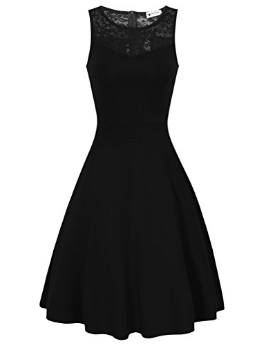 juniors black cocktail dresses - 3