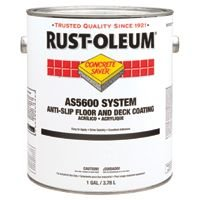AS5600 Anti-Slip Coating, Gray, 1 gal. by Rust-Oleum