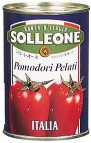 ホール トマト 缶