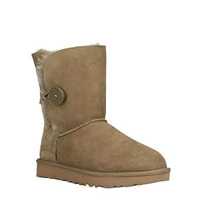 Amazon.com | UGG Women's Bailey Button II Winter Boot | Shoes