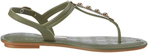 Grendha Grendha Sense Jewel Sandal Fem - Sandalias Mujer Verde