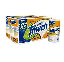 Member's Mark Super Premium Select and Tear Paper Towels - 12 Rolls (Sams Club Members)