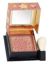 Benefit Cosmetics Gold Rush Warm Golden Nectar Box O' Powder Blush 0.17 oz