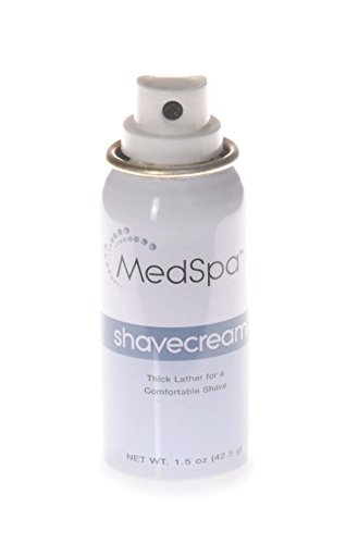 Medline MSC095014 MedSpa Shave Cream, 1.5 oz (Pack of 144) by Medline