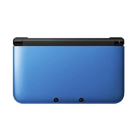 Console Nintendo 3DS XL - bleu & noir [Importación francesa ...