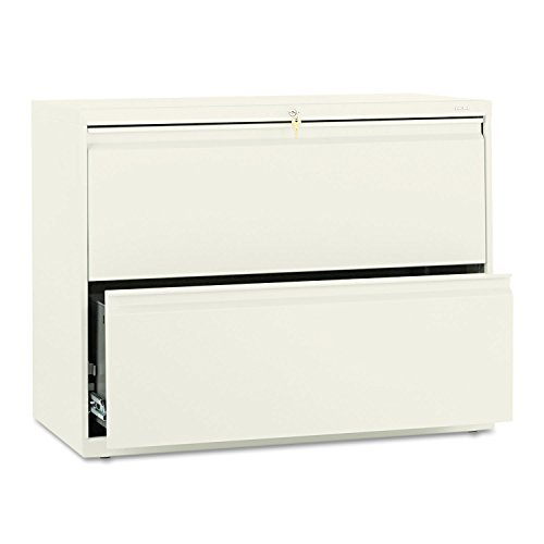 Hon 800 Series Lateral Files w/ Locks-2-Drawer Lateral File