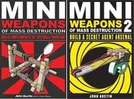 Mini Weapons of Mass Destruction Books 1 and 2 Set (Mini Weapons of Mass Destruction, Set)