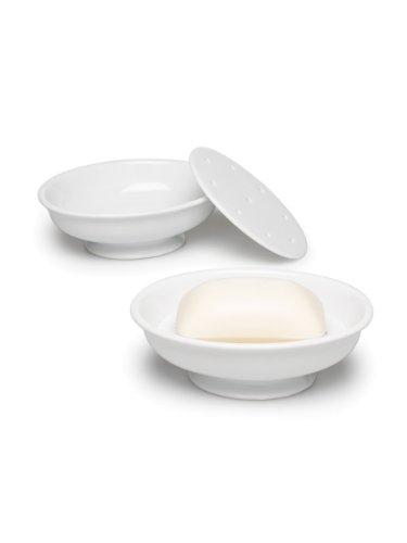 Porcelain Soap Dish - 9