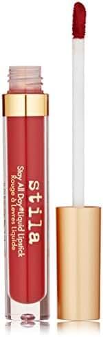 stila Stay All Day Liquid Lipstick, Rubino, 0.10 fl. oz.