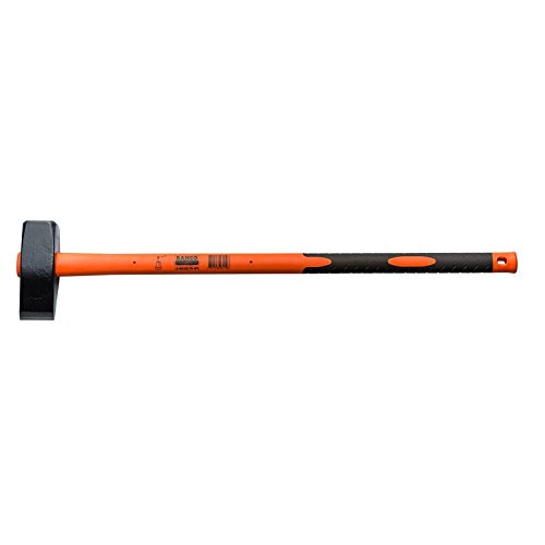 Bahco LS-MASSE-TR-4FG Vorschlaghammer mit Fiberglassstiel 5.000g