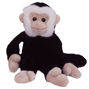 Image Unavailable. Image not available for. Color  Ty Mooch the Spider  Monkey Beanie Buddy Capuchin (Retired) e6c7d866bfeb