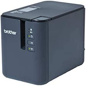 Brother PT-P950NW Transfert Thermique 360 x 360DPI imprimante pour /étiquettes Transfert Thermique, 360 x 360 DPI, 60 mm//Sec, 3,2 cm, ESC P, 4 mm Imprimantes pour /étiquettes