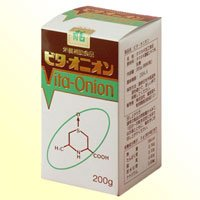 ビタオニオン[大]【糖のコントロールが難しい方に! 北海道産F1タマネギの濃縮粒】 B0019QX9Z2