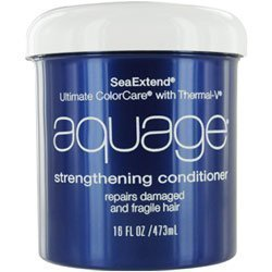 Aquage - Sea Extend Strengthening Conditioner For Damaged And Fragile Hair 16 Oz by Designer - Designer Sale Warehouse Online