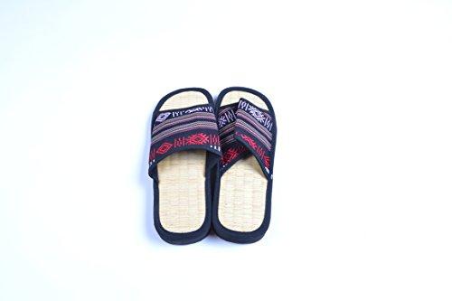 Yoga Studio Cinnamon Slippers (4, UK Black) ...