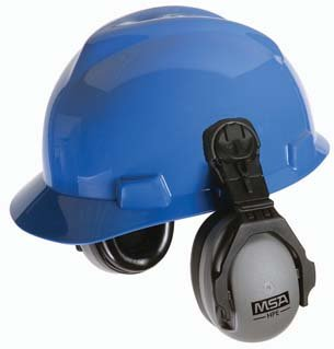 MSA HPE Ear Muff - Cap Style