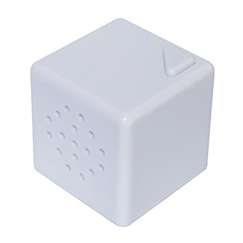 Price comparison product image Talking Cube,  Mini Voice Recorder for Crafts and Hobbies,  Cake Topper,  Balloon Weight