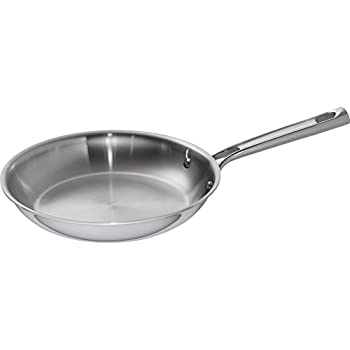 Amazon Com Emeril Lagasse 62852 Tri Ply Stainless Steel