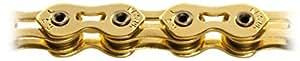 """Kmc K810sl - Cadena (1/2 x 3/32""""), color dorado"""