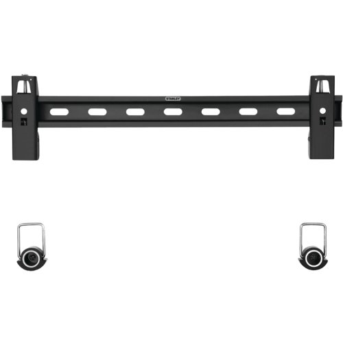 Stanley TV Wall Mount – Super Slim Design Fixed Mount for Large Flat Panel Television (TLS-200S)