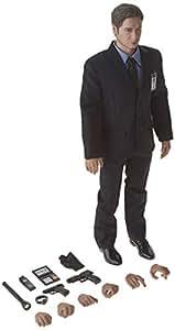 Amazon.com: threezero el expediente X: Agente Fox Mulder 1 ...