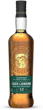 Inchmurrin Loch Lomond Inchmurrin 12 Years Old 46% Vol. 0,7L In Giftbox - 700 ml