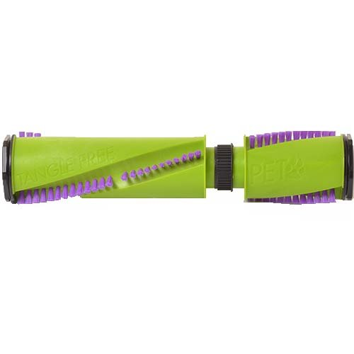 (Bissell Brush Roll Assembly Pet Hair Eraser - Purple Bristles | 1608855)