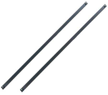 Extra Shelf Level For Edsal Rivet-Lock Single-Rivet Shelving - 48'' Wide by Rivet Lock