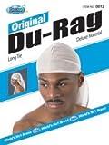 (US) Dream, Original DU-RAG, Long Tie, Deluxe Material, Color Blue (Item #0012B)