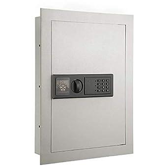 Paragon 7750 cerradura de pared electrónica y seguro, .83 CF ocultas en pared grande seguro: Amazon.es: Amazon.es
