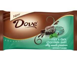 Amazon.com : Dove Silky Smooth Mint and Dark Chocolate Swirl ...