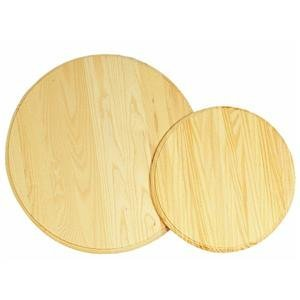 Waddell Mfg Co 2924P Round Table Top (Pine Table Top Round)