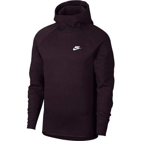Felpa in Pile con Cappuccio Nike Sportswear Tech