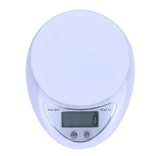 Amazon.com: Weighing Scales - 5kg X 1g Precision Digital ...