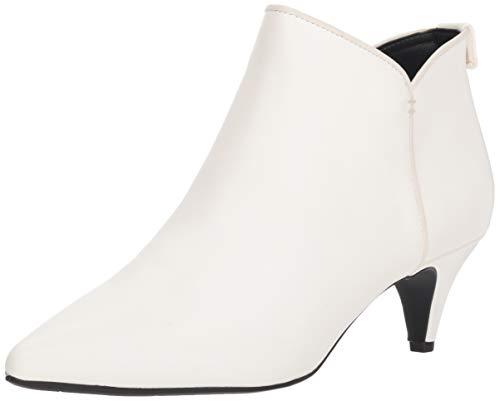Circus by Sam Edelman Women's Keri Fashion Boot, Bright White Smooth Atanado Veg