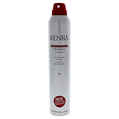 Kenra Color Maintenance Thermal Spray - 11 By Kenra for Unisex Hair Spray, 8 Ounce