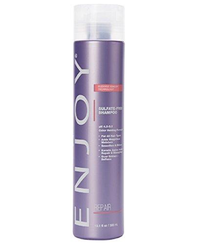Enjoy Sulfate-Free Shampoo (with Cleanse Sensor), 10.1 oz
