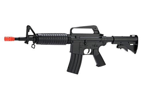 Well M16 RIS Electric Airsoft Machine Gun - Electric Gun Machine Airsoft