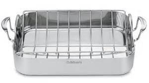 cuisinart roasting pan with rack - 6