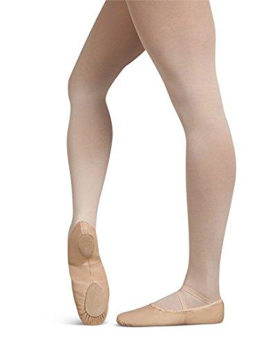 Capezio-Womens-Leather-Cobra-Ballet-ShoeLight-Pink65-W-US