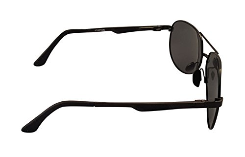 f1ee2e1c691 XXL extra large Round Aviator Polarized Sunglasses for big wide heads 150mm  (gunmetal
