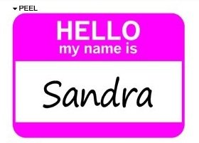 sandra Archives - Free Name Designs