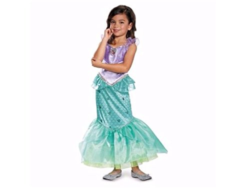 Ariel Costume Target - Disney Princess Ariel Halloween Costume 7+ Medium 7-8