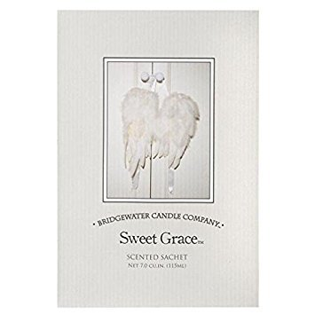 Bridgewater Candle Scented Sachet Set of 6 - Sweet Grace by Bridgewater Candle