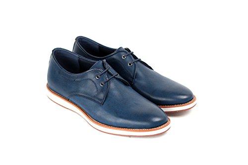 Cliquez Sur Chaussures Chaussures À Lacets En Matière Synthétique Bleu Marine Homme Bleu 57DCmS2OpV